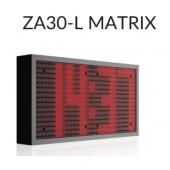 ZA-30 L Matrix LED klok